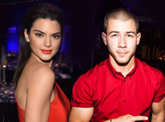 nick jonas and kendell jainner affair