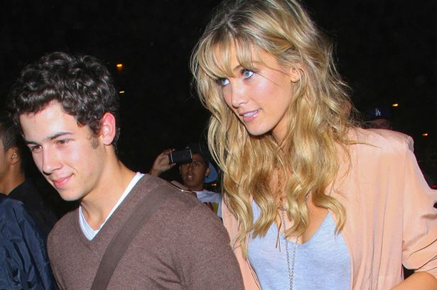 nick jonas and delta goodrem affair