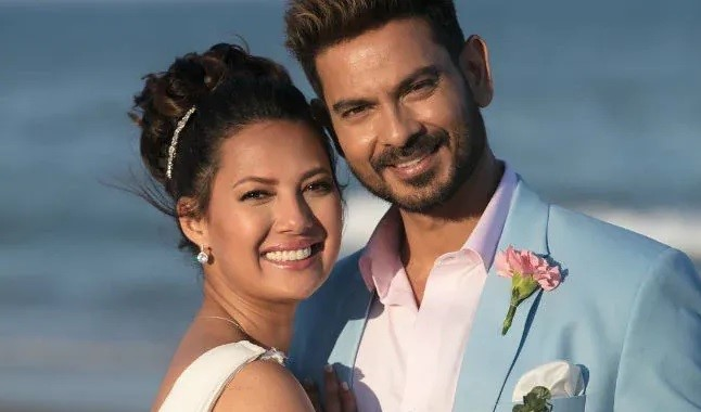 rochelle rao wedding