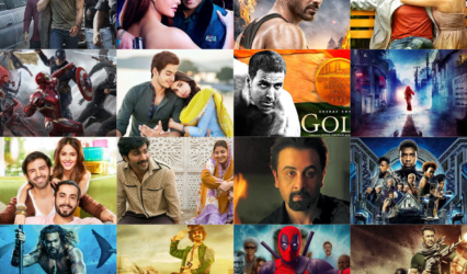 2018 released movies