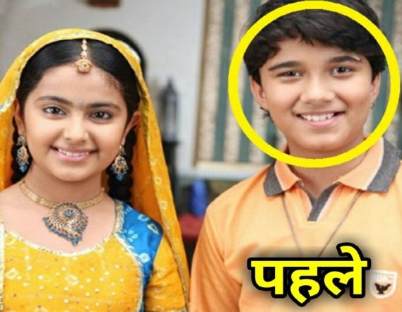 balika badhu child actor