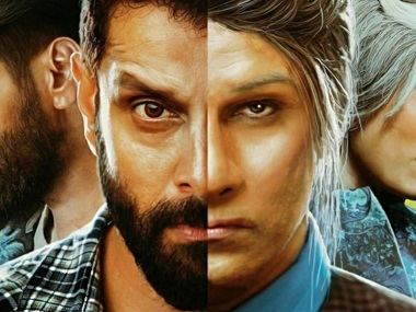 Iru mugan movie