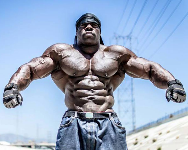 Kali muscle images