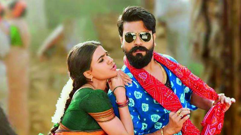 Rangasthalam movie